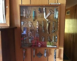 That's a bottle opener collection!