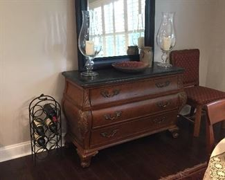 Bombay Chest Side Board