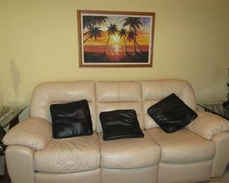 Painting still available, sofa is sold
