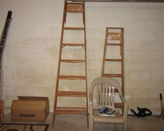 6' ladder is sold