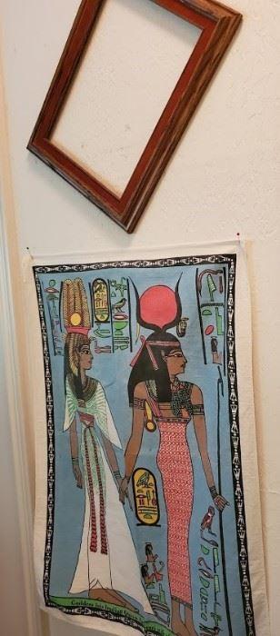 African Egypt textiles