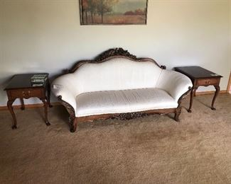 Couch not on sale Saturday final price $950