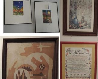Sante Fe Art, prints and posters