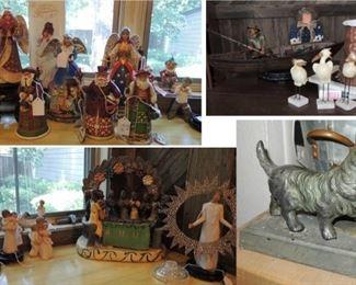 Figurines: Jim Shore – Willow Tree