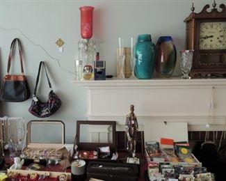 High end handbags, Balenciaga, Prada, Hermes