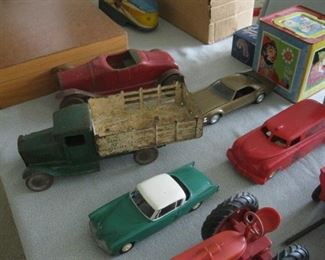 1920's Heinz Truck and Promo Cars