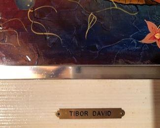 DAVID TIBOR
