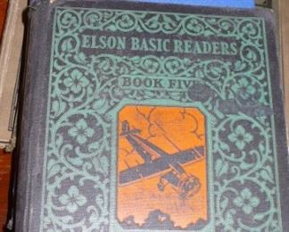 CHILDREN'S  OLD BOOKS