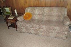 double sleep sofa