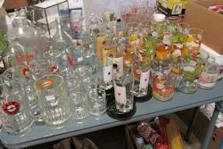 souvenir glassware