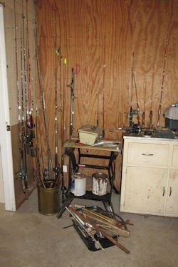 x fishing rods