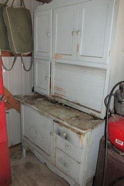 x hoosier cabinet