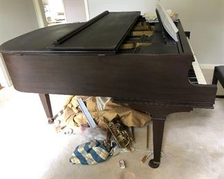 Wm Knabe & Co piano from late 1930's