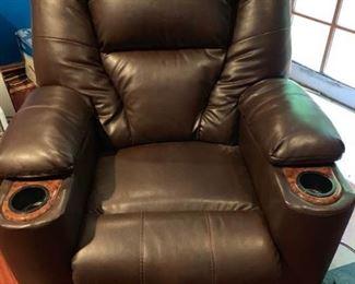 Super plush and comfy recliner