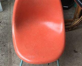 Fiberglass Shell Side Chair