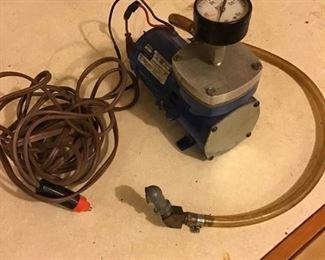12 Volt DC Air Pump