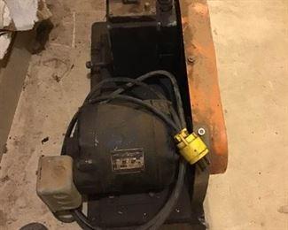 Emerson Electric Vacuum Pump