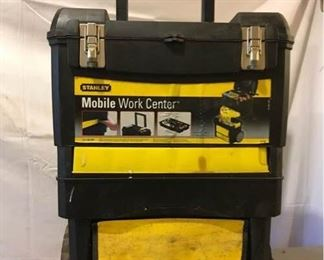 Stanley Mobile Work Center Tool Box