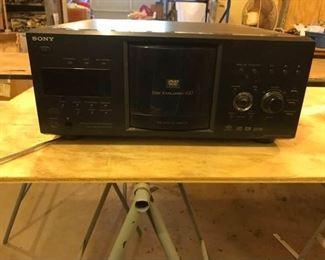 Sony Disc Explorer 400