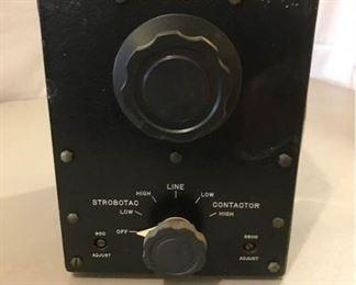 Strobotac Stroboscope