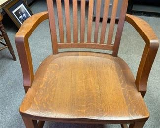 Antique Arm Chairs - Set of 4!