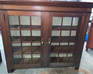 Beautiful Antique Buffet Cabinet!