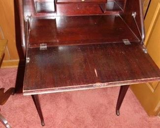 Antique secretary.  Mahogany
