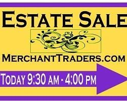 Merchant Traders Estate Sales, Western Springs, IL