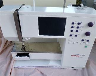 Bernina sewing/embroidery machine