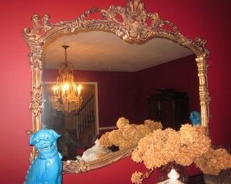 Ornate Mirrors