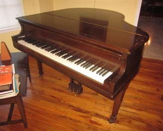Harrington Baby Grand Piano