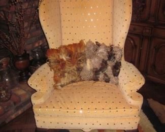 Wing Chair Seating