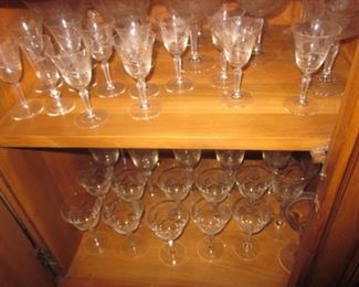 Crystal Glass Sets