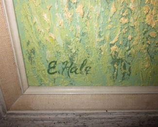 E. Hale Oil