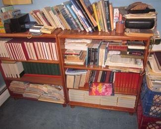 Books/Shelves