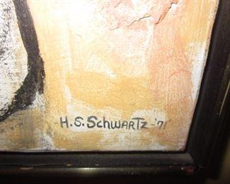 H.S. Schwartz  1971