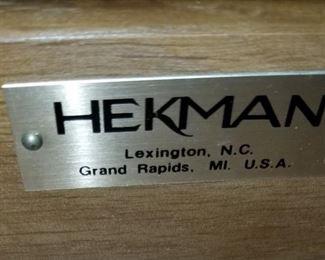 Hekman Label