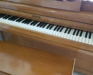 Gulbransen Spinet Piano