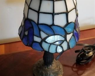Stain Glass Lamp Petite