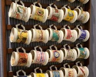 Coffee Mug Advertising  with COA