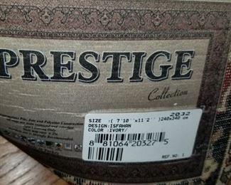 Prestige Rug  7x11