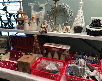 CHRISTMAS ITEMS