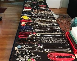 COSTUME JEWELRY - OVER HALF OF THE JEWELRY IS CHICO'S