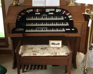 Conn Organ is also available for presale