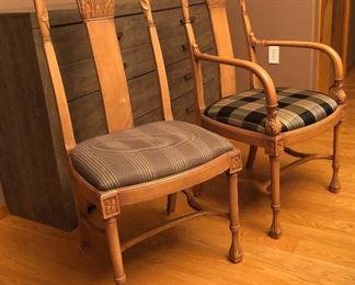 Six Dining Chair set