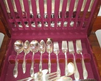 International Silver Co - Silver Plated Serving Set