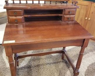 Maple Writing Desk