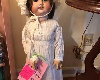 antique Majestic doll
