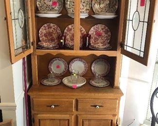 small china hutch/cabinet