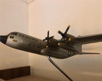 USAF airplane model